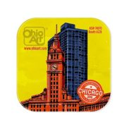 Square Coaster_Chicago 1