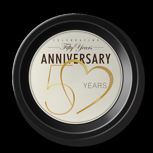 Lg Round Tray_Anniversary